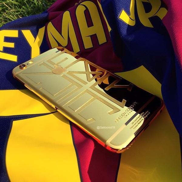 celular-oro-neymar