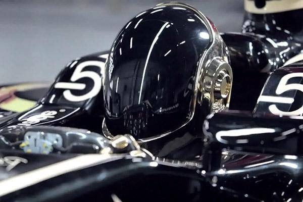 Daft Punk Monaco