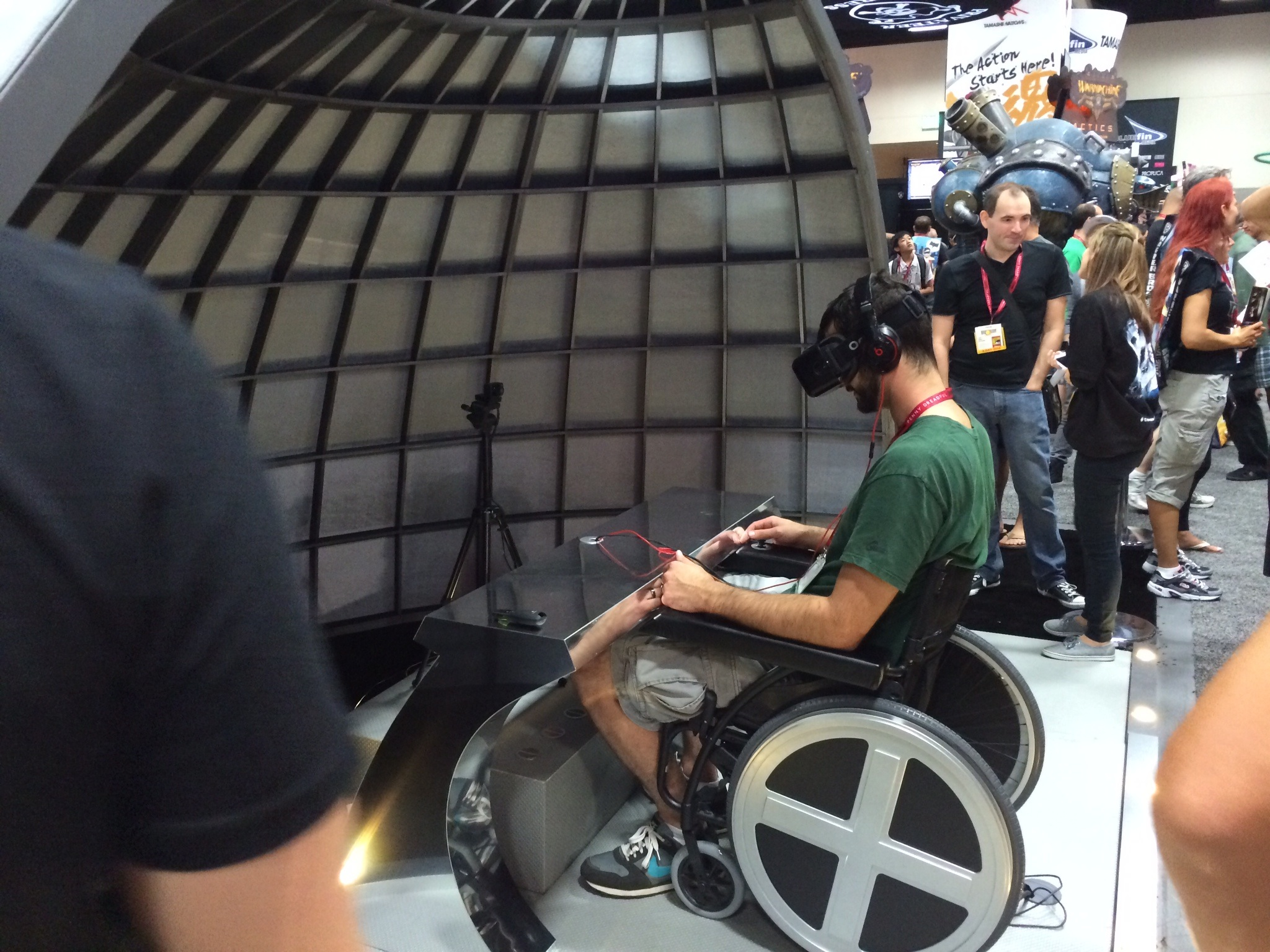 How Oculus Rift and Themed Experiences Are Shaking Up Comic-Con