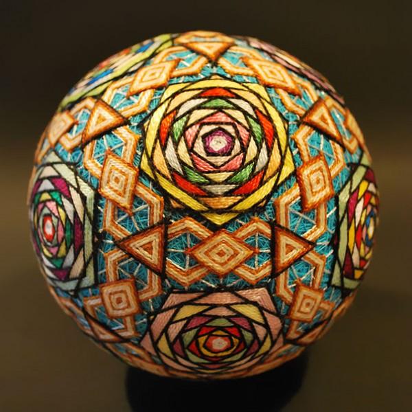grandmother-embroidered-temari-balls-japan-8